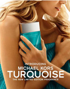 New Fragrance by Michael Kors: Turquoise Eau de Parfum