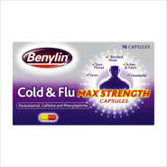 cold and flu max