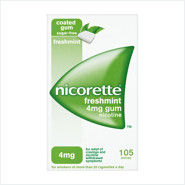 nicorette 4mg fresh