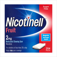 nicotinelle 2mg fruit