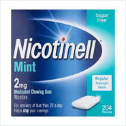 nicotinelle mint 2