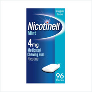 nicotinelle 4mg