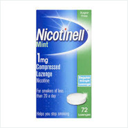 nicotinelle 1mg lo