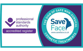 safe face accredition logo